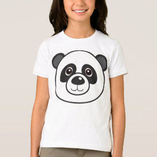 La panda embroma la camisa