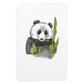 La panda… Imán superior