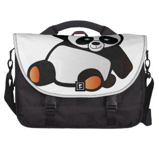 La panda más linda nunca bolsas de portátil