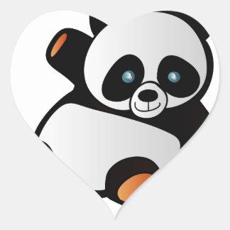 La panda más linda nunca etiqueta