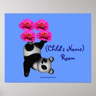 La panda que hace juegos malabares embroma el post
