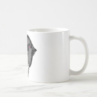 La pantera negra taza