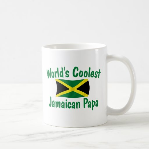 La papá jamaicana más fresca taza clásica
