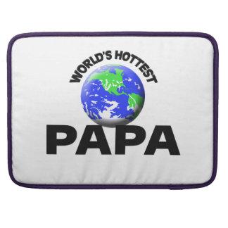 La papá más caliente del mundo funda para macbook pro