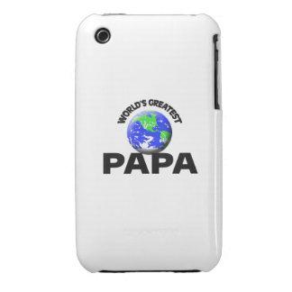 La papá más grande del mundo Case-Mate iPhone 3 protector