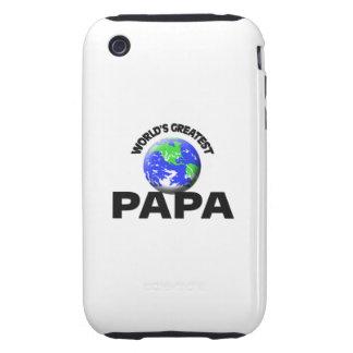 La papá más grande del mundo iPhone 3 tough protector