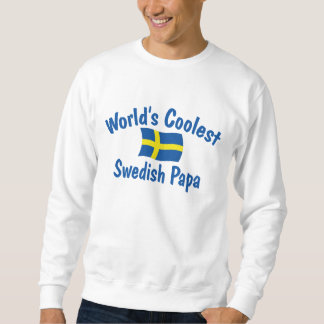 La papá sueca más fresca sudadera