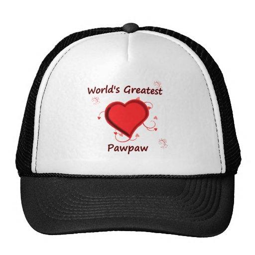 La papaya más grande del mundo gorras