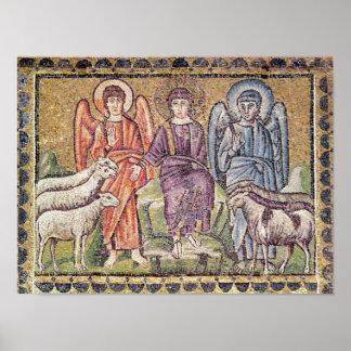 La parábola del buen pastor poster