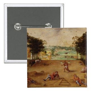 La parábola del trigo y de las vicias, 1540 pin