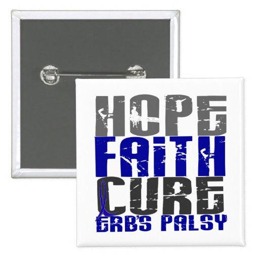 La parálisis de Erb de la curación de fe de la esp Pin