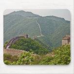 La pared china mousepad. alfombrillas de raton