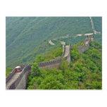 La pared china - postal