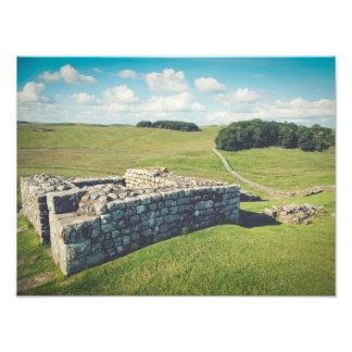 La pared de Hadrian Fotografía