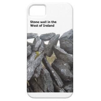 la pared de piedra irlandesa Érin va brath iPhone 5 Case-Mate Coberturas