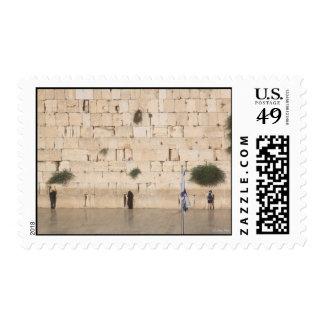 La pared occidental (Kotel), Jerusalén Franqueo