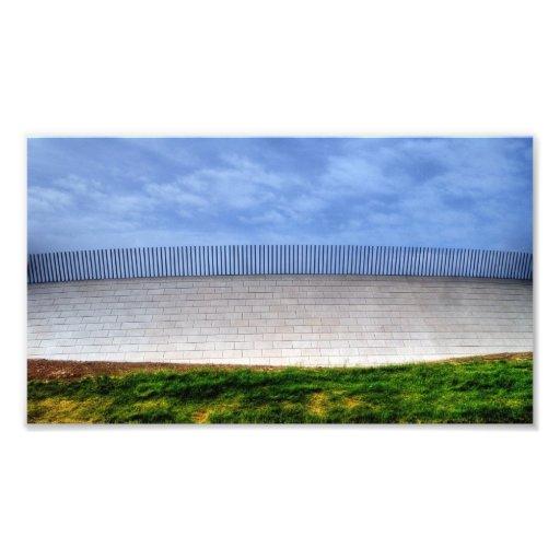 La pared arte con fotos