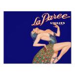 La Paree Stories 4.25x5.5 Paper Invitation Card