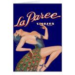 La Paree Stories Greeting Card