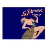 La Paree Stories Postcard
