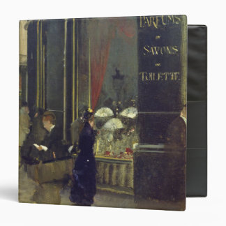La Parfumerie Viollet, Boulevard des Capucines 3 Ring Binder