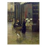 La Parfumerie Viollet, Boulevard des Capucines Post Card
