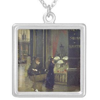 La Parfumerie Viollet, DES Capucines del bulevar Collar Plateado