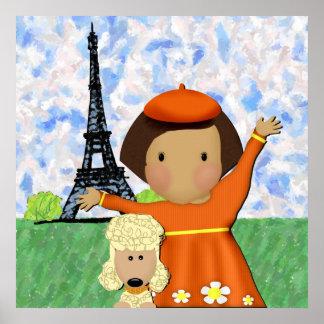 La París del La de Ooh Póster