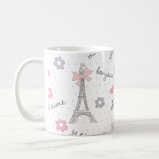 La Parisienne Coffee Mug