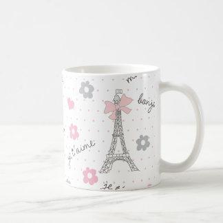 La Parisienne Coffee Mugs