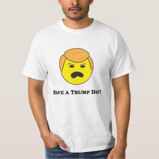 La parodia divertida tiene un día Donald Trump del Remeras