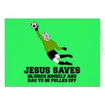 La parodia Jesús ateo ahorra Tarjeta