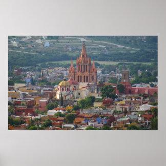 La Parraquoia San Miguel de Allende Poster