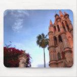 La Parroquia, San Miguel, México, Mousepad Alfombrilla De Ratón