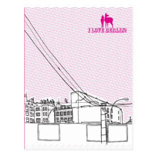 La parte 4 de Rothenhagen amo Berlín Tarjeta Postal