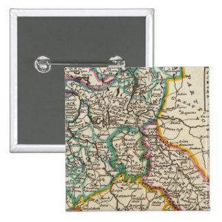 La parte de nordeste de Alemania Pin