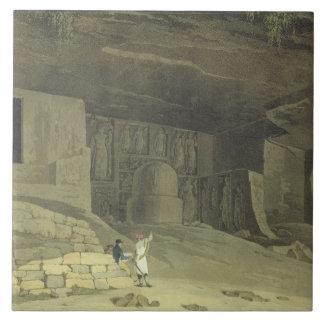 La parte del Kanaree excava, Salsette, platea 62 d Azulejo
