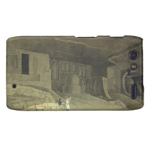 La parte del Kanaree excava, Salsette, platea 62 d Motorola Droid RAZR Carcasa