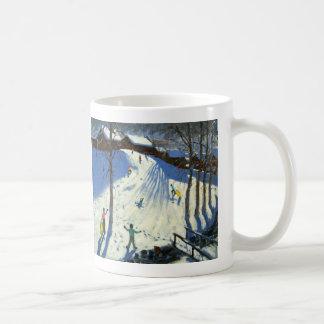 La pasarela Morzine Taza De Café