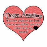 La pata de Dogo Argentino imprime humor del perro Esculturas Fotográficas