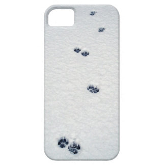 La pata imprime la caja del iPhone 5 iPhone 5 Carcasas