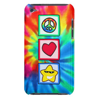 La paz, amor, protagoniza iPod touch coberturas