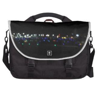 La Paz en la noche Laptop Bags