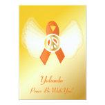 ¡La paz esté con usted! Cinta-Personalizar de la Comunicado Personal