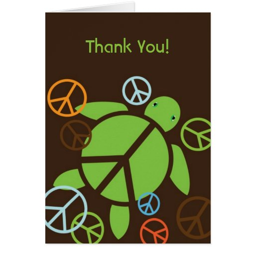 La paz Honu le agradece tarjeta de nota
