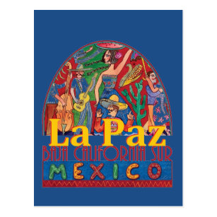 what time is it in la paz mexico
