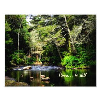 """La """"paz… siga siendo"""" impresión del arte 11x14 fotografía"""
