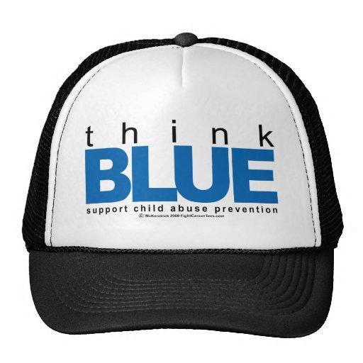 La pederastia PIENSA el azul Gorra
