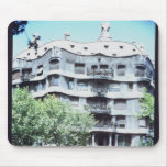La Pedrera o casas Mila, 1905-10 Alfombrilla De Raton