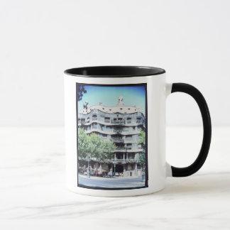 La Pedrera or Casa Mila, 1905-10 Mug